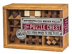 Puzzle Academy Puzzle Chest