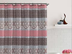 Sontana Embossed Shower Curtain