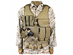 Cross DrawPistol Mag Vest