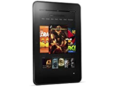 """Amazon Kindle Fire HD 8.9"""" 4G LTE Tablet"""