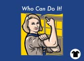 Who Can Do It!