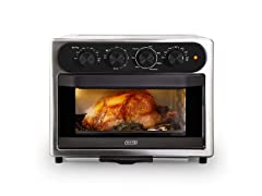 Dash Chef Series 7 in 1 Convection Toaster Oven