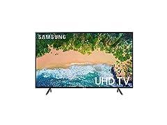 "Samsung NU710D 50"" Smart 4K UHD TV"