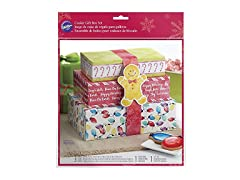 Wilton 3-Piece Stacking Christmas Box
