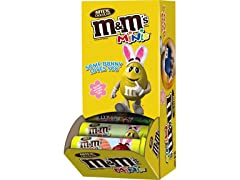 M&M's Easter Milk Chocolate Minis Size Candy, 24ct
