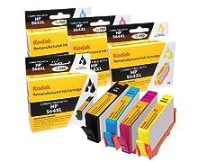 KODAK D8J67FN-KD HP 564 XL Combo Pack