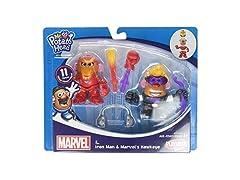 Potato Head MPH Marvel Mashup Toy