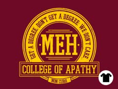 College of Apathy - Cranberry