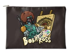 """Boba Ross"" Accessory Pouch"