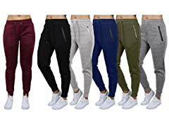 2-Pack Women's Assorted Joggers