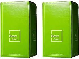 2-Pack Boxx Cellars Pinot Grigio, 3-Liter Box Wine