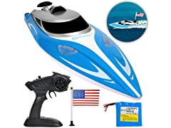 Contixo T2 with Remote Control Racing Speedboat