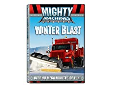 Mighty Machines DVD - Winter Blast