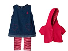 3-Piece Tunic Pant Set (12M-18M)