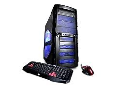 WT617 AMD FX 6-Core, R7-260X Desktop