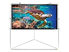 "Pyle 100"" Outdoor Portable Screen"