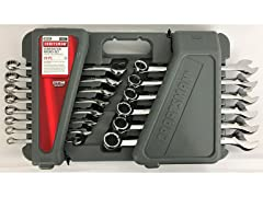 Craftsman 24-Piece Metric Wrench Set