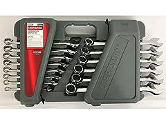 Craftsman 24-Piece Metric Wrench Set