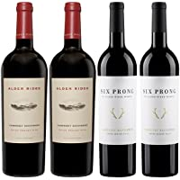 4-Pk. Alder Ridge Mixed Cabernet Sauvignon Wine