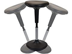 Wobble Stool Standing Desk Chair