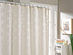 Bayonne Jacq Shower Curtain