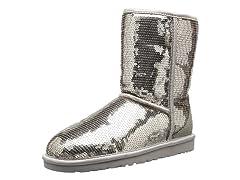 Classic Short Sparkle Boot(6-7)