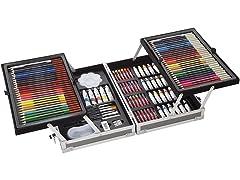 Studio 71 126-Piece All-Media Art Set, Multicolor