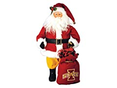 Santa Claus w/bag - Iowa State