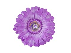 Locker Flower - Purple