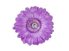 Locker Flower - Purple