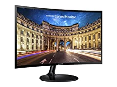 "Samsung 27"" 390 Series Curved LED Monitor"
