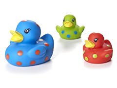 Light Up Ducks - Blue
