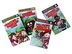 Pokemon Readers 4-Pack