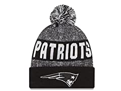 NFL New England Patriots Knit Beanie