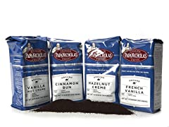 Flavored Ground Coffee 4pk