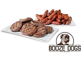 Boozy Burgers & Dogs
