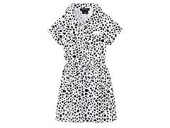 Black & White Safari Dress (5-6)