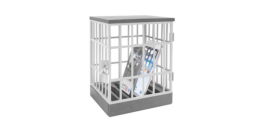Roca Jail Cell Lock Up - Smartphone Prison | WOOT