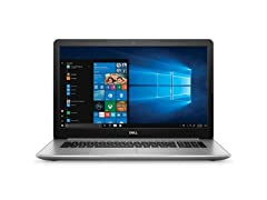 "Dell Inspiron 5770 17"" 2TB Intel i7 Laptop"