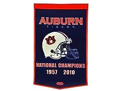 Auburn Dynasty Banner