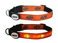 Oklahoma State University LED Collar-M