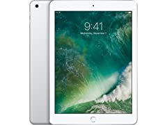 Apple iPad (2017) WiFi Tablet - Silver
