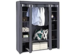 "SONGMICS 59"" Closet Organizer Wardrobe Closet"