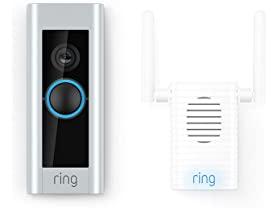 Ring Doorbell Pro & Chime Pro Bundle