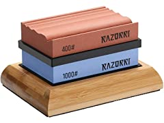 Wood Carving Sharpening Stone Kit