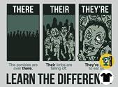 Grammar Zombies