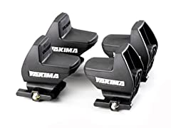 Yakima Brackets Rooftop Canoe Carrier