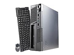 Lenovo ThinkCentre M91P Intel i5 USFF Desktop