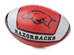 "Arkansas Rawlings 8"" Softee Football"