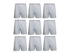 GBH Soft-Knit Tagless Boxer Briefs